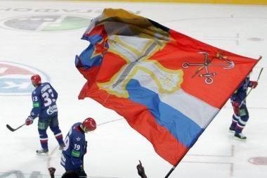 """""""Vėtros"""" prezidentas patvirtino kalbas apie kuriamą KHL klubą"""