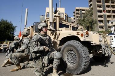 JAV: Pentagone nuaidėję šūviai - atsitiktinis įvykis