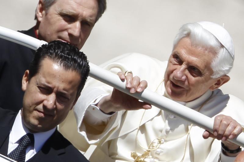 Vatikano teismas pradėjo nagrinėti popiežiaus liokajaus bylą