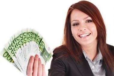 Greitieji kreditai: būdas papildyti ištuštėjusią piniginę