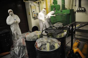 Baimintis dėl radiacinio pavojaus nėra pagrindo