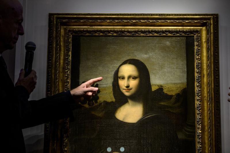 Italijoje galbūt rasti Leonardo Da Vinci mūzos palaikai