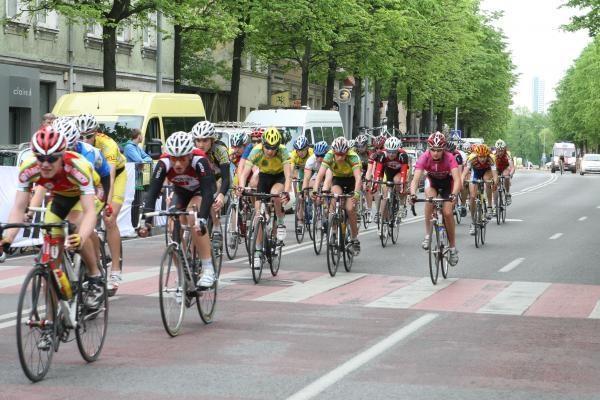Uostamiesčio gatvėse – Klaipėdos dviračių maratonas