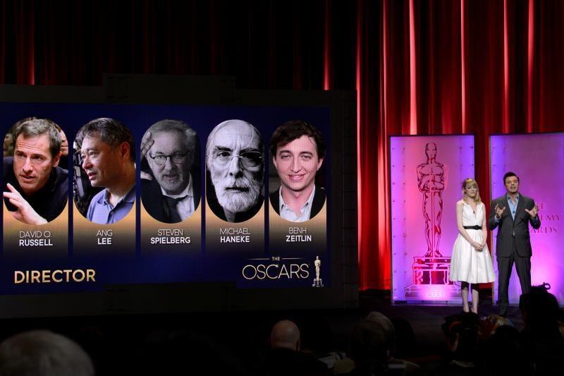 """Daugiausia """"Oskaro"""" nominacijų – S. Spielbergo filmui """"Linkolnas"""""""
