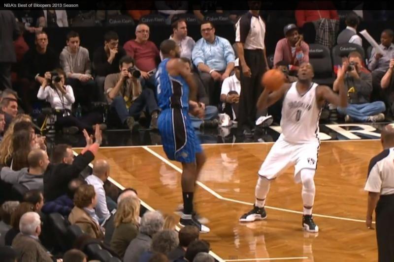 Nerimtoji NBA pusė: smagiausios sezono akimirkos