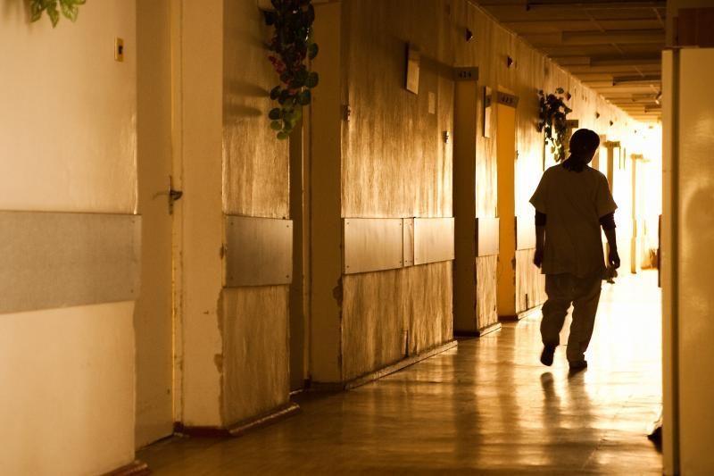 Į Panevėžio ligoninę atvežtas vyras su durtine žaizda