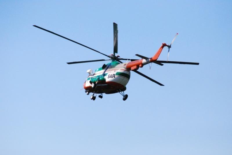 Aplinkos ministerija neturi lėšų gelbėjimo sraigtasparnių pirkimui