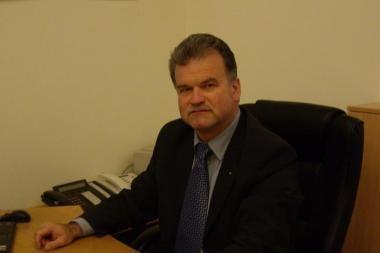 Aplinkos viceministro pareigas pradėjo eiti R.Kalvaitis