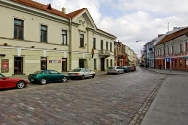 Įvažiavimas į Vilniaus senamiestį kainuos 10 litų