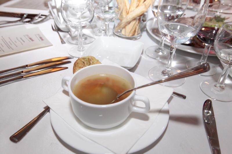 Gurmanai įvertino išskirtinius patiekalus