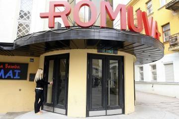 "Kino teatrui ""Romuva"
