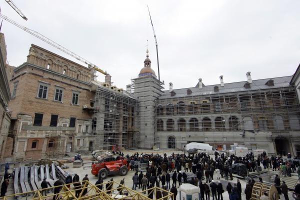 Valdovų rūmams reikia dar 20 milijonų litų