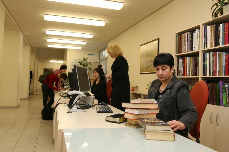 Pagerbs geriausius Klaipėdos krašto bibliotekininkus ir bibliotekas
