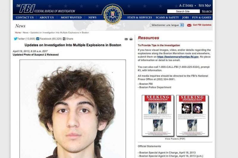 Tėvas: dėl teroro akto Bostone įtariamus brolius Carnajevus pakišo!