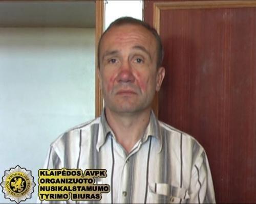 Nekilnojamojo turto agentūros savininkas įtariamas prievartavęs turtą