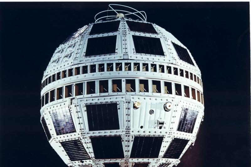 Pirmajam televizijos palydovui – 50 metų