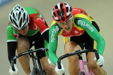 S.Krupeckaitei ir G.Bagdonui - pasaulio dviračių treko taurės medaliai