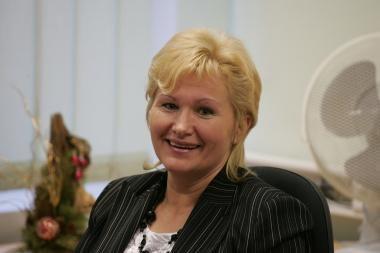 Klaipėdos socialdemokratams vadovaus moteris