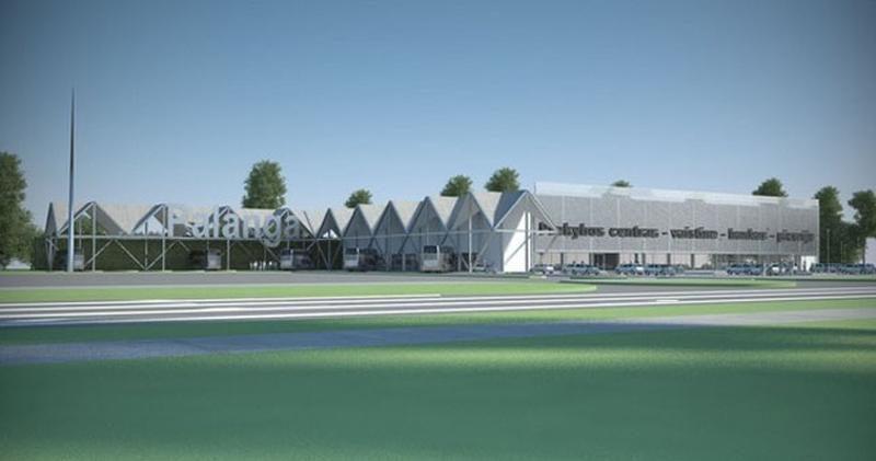 Ar turės Palanga naują autobusų stotį?