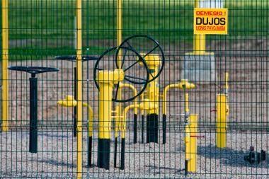 Komisaras G.Oettingeris: dujotiekis iš Lietuvos į Lenkiją yra būtinas