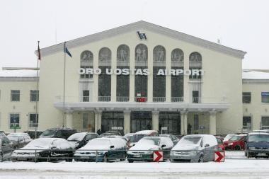 Vilniaus oro uostui įtarimų kelia taksi paslaugų kainos