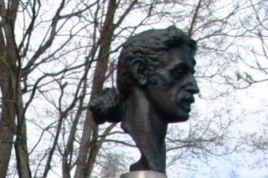 Franko Zappos paminklas bus eksponuojamas savivaldybėje