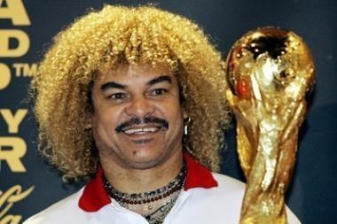 Blogiausios futbolininkų šukuosenos