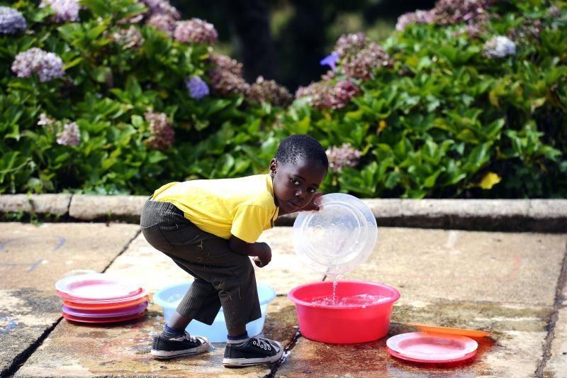 14-mečiai išrado būdą, kaip išgelbėti Svazilandą iš bado gniaužtų