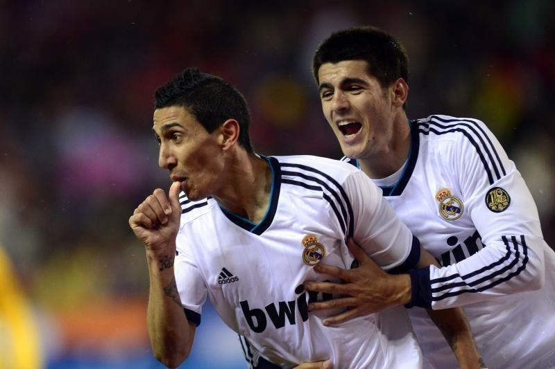 """Madrido derbį ir vėl laimėjo """"Real"""" klubas (rezultatai)"""