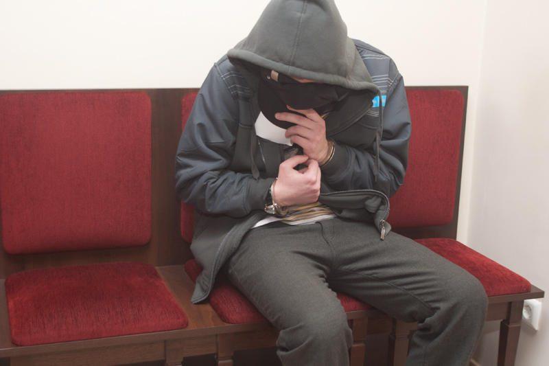 Už prievartavimus studentui – devyneri metai nelaisvės
