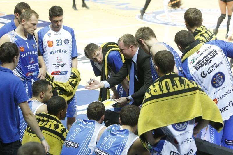 """Įsismarkavo: """"Neptūnas"""" LKL čempionate laimėjo septintą kartą iš eilės"""