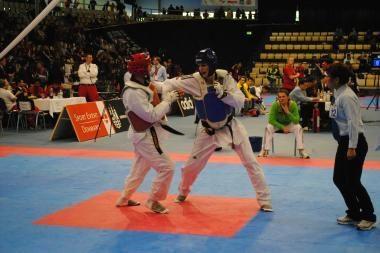Pasaulio tekvondo čempionate lietuviai užėmė 9 ir 17 vietas
