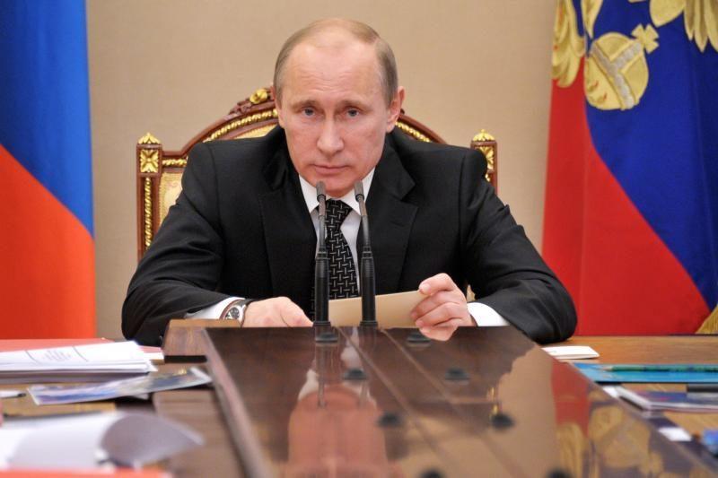 V.Putinas: Rusijos įvaizdis užsienyje iškreiptas