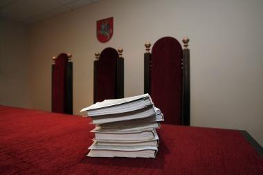 Teisėjų garbės teismas buvusiai Panevėžio teisėjai nutraukė drausmės bylą