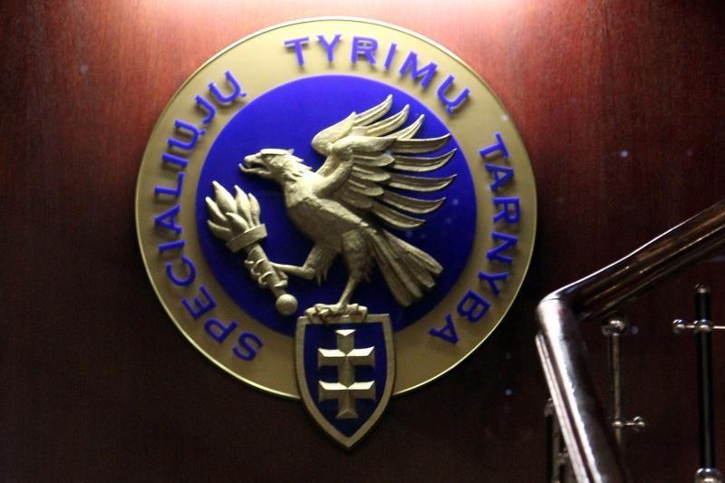 Bankroto administratorius įtariamas paėmęs didelės vertės kyšį