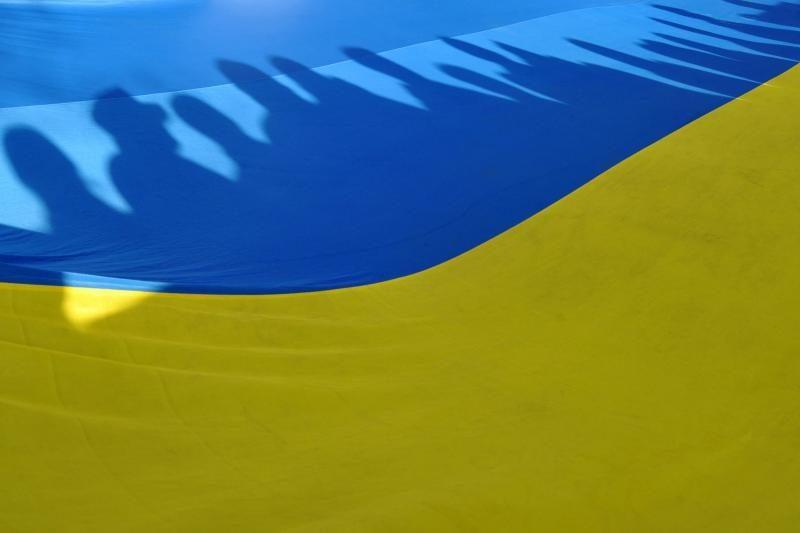 """Ukrainoje pirmąjį suvažiavimą surengė nauja """"revoliucinė"""" partija"""