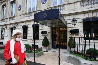 Paryžiuje įvykdytas stambus apiplėšimas