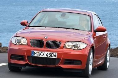 1-osios serijos BMW modelių – jau milijonas