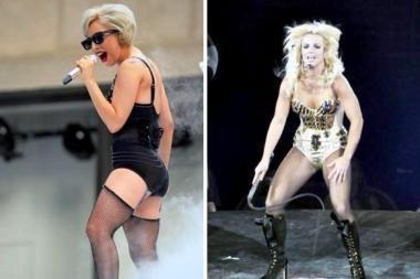Britney Spears norėtų bendradarbiauti su Lady Gaga