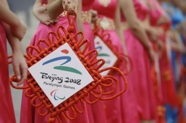 Lietuviai išvyksta į Pekino parolimpiadą