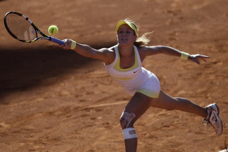 Teniso turnyre Meksikoje - favoritų pergalės