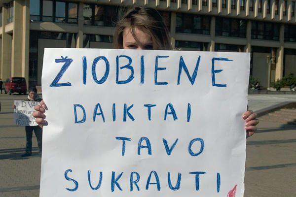 Ar reikės ginti Lietuvos vaikus nuo E.Žiobienės?