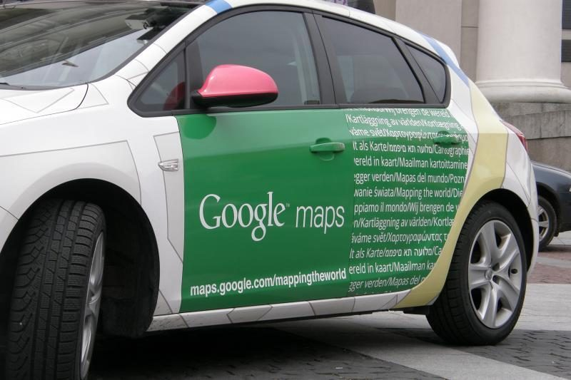 "A. Zuokas: ""Google"" į ""Street View"" įtrauks miesto parkus ir paminklus"