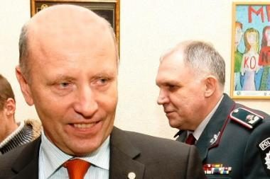 R.Palaitis: FNTT jungti su VMI - blogas sumanymas
