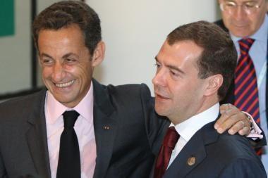 Maskvos ir Paryžiaus draugystė peržengė ribas