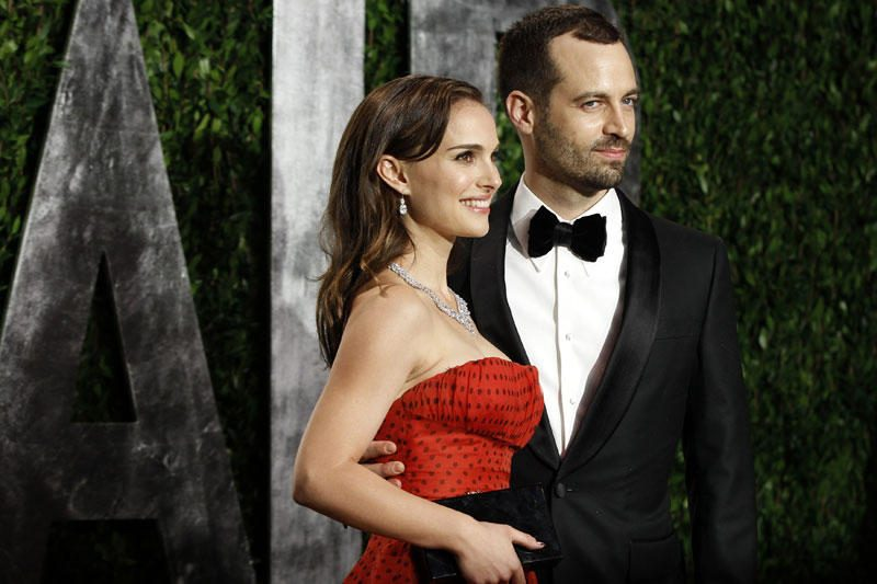 Aktorė Natalie Portman slapta ištekėjo?