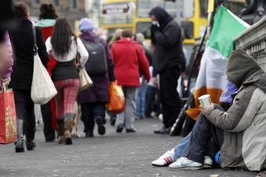 Vyksta derybos dėl finansinės paramos teikimo Airijai
