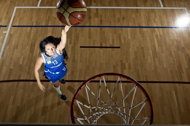 Garliavos sporto centre – šventė ir moterų krepšinis