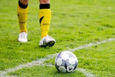 Jaunių futbolo rinktinė pralaimėjo Liuksemburgui