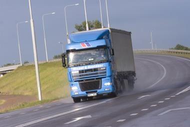 Lietuvos eksportas pernai smuko 27 proc., importas - 38 proc.